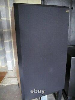 ATC SCM150 Active Floor Standing Speakers with stands RRP over £20k
