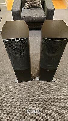 ATC SCM40 Speakers MK II Black Ash Passive