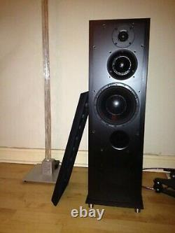 ATC SCM50 ASLT Active Floor Standing Speakers only 12 months use RRP £14,380