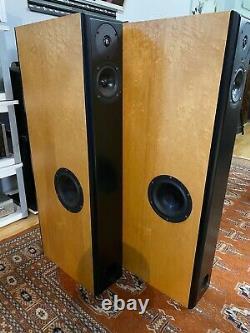 Audio Physic Virgo Floorstanding Speakers