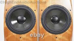 Avalon Eidolon Floorstanding Speakers Audiophile Reference Speakers