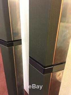 BANG and OLUFSEN BEOLAB PENTA 6602 Floor Standing Speakers