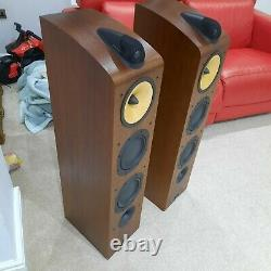 BOWERS & WILKINS B&W 703 Floor standing stereo speakers 803 802 800 804 805 CM