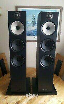 B&W 603 HiFi Floorstanding Speakers 200 W