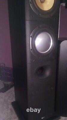 B&W 603 S3 floorstanding Speakers (pair). Excellent Condition