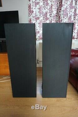B&W 683 Bowers and Wilkins Nautilus Tweeter & Mid-range Floor standing Speakers
