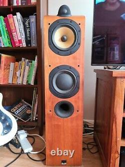 B&W 704 Floorstanding Speakers