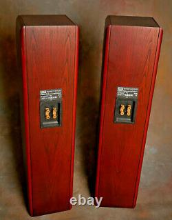 B&W BOWERS AND WILKINS CDM-7 SE Special Edition FLOOR STANDING SPEAKERS