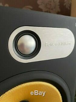 B&W Bowers & Wilkins 683 Pair of Floor Standing Speakers 200W 8ohms