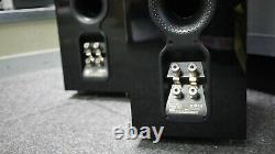 B&W (Bowers & Wilkins) 703 S2 Floorstanding Speakers in Gloss Black Preowned
