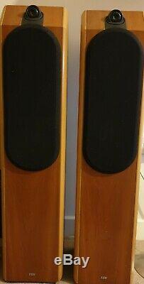 B&W Bowers & Wilkins CDM7 150W Floor Standing Speakers
