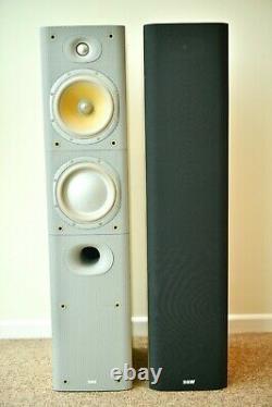 B&W Bowers & Wilkins DM603 S3 Floor Standing Speakers SORRENTO FINISH