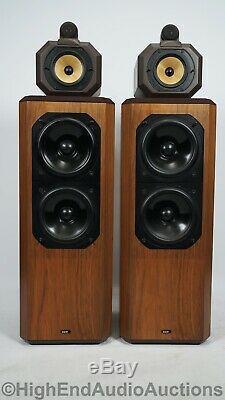 B&W Bowers and Wilkins 802 Series 80 Floorstanding Speakers