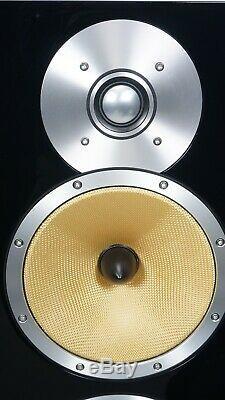 B&W Bowers and Wilkins CM9 Floorstanding Speakers Audiophile