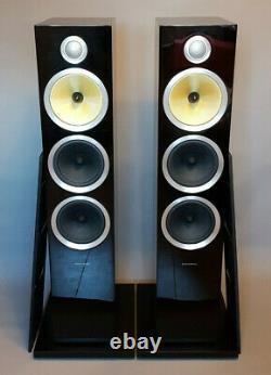 B&W Bowers and Wilkins CM9 S2 Floorstanding Speakers Boxed
