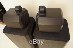 B&W Bowers and Wilkins Matrix 802 Series 3 Floor Standing Speakers (PAIR)