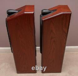 B&W CDM 7NT Bowers & Wilkins Nautilus Speakers Floorstanding Loudspeakers 150W