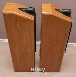 B&W CDM 7NT Bowers & Wilkins Speakers 150W CDM7 NT Nautilus Tweeters