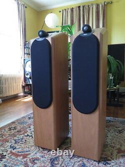 B&W CDM 7NT British Audiophile Speakers Bowers & Wilkins Nautilus Tweeter