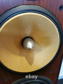 B&W CDM 9NT Floor Standing Speakers