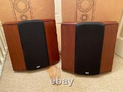 B&W CDM 9NT Floor standing speakers with CDM SNT rear surround speakers