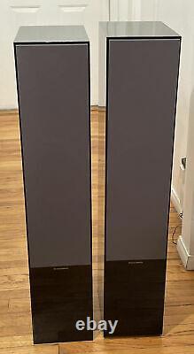 B&W CM9 S2 Floor Standing Speakers