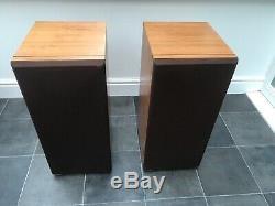 B&W DM14 Bowers and Wilkins Floor Standing Speakers