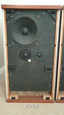 B&W DM2 Bowers & Wilkins Monitor Speakers