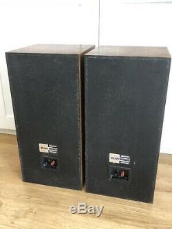 B&W DM4 Bowers and Wilkins Floor Standing Speakers
