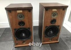 B&W DM4 Bowers and Wilkins Floor Standing Speakers Audiophile England UK 1
