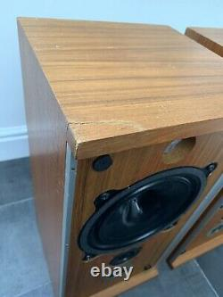 B&W DM4 Bowers and Wilkins Floor Standing Speakers Audiophile England UK A2