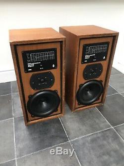 B&W DM5 Bowers and Wilkins Floor Standing Speakers Audiophile England UK
