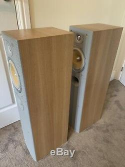 B&W DM602.5 S3 100W Bowers & Wilkins Floor Standing Speaker System Sorrento S1