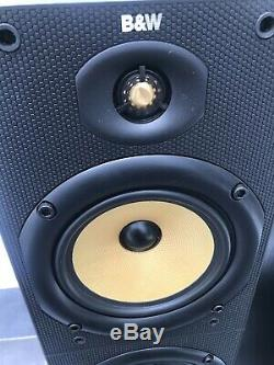 B&W DM603 Bowers and Wilkins Floor Standing Speakers Audiophile England made