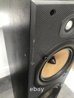 B&W DM603 S2 Bowers Wilkins Floor Standing Speakers Audiophile England UK