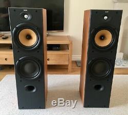 B&W DM603 S2 Floor Standing Speakers