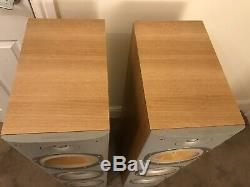 B&W DM604 S3 200W Speakers Bowers and Wilkins Floor Standing System Sorrento UK