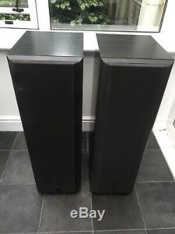 B&W DM620 Bowers and Wilkins Floor Standing Speakers Audiophile England made