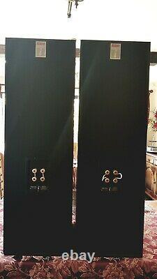 B&W DM620i Bowers Wilkins 150W Floor Standing Speakers Audiophile England
