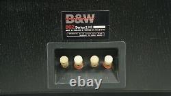 B&W Matrix 802 Series 2 Floorstanding Speakers Bowers and Wilkins Audiophile
