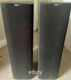 B & With Bowers and Wilkins DM 603 S2 Floorstanding Speakers Audiophile