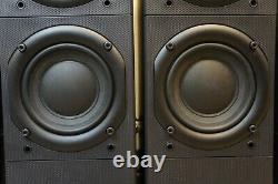 B&w Bowers And Wilkins 605 S2 Floorstanding Speakers
