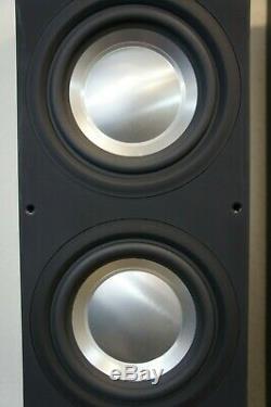 B&w Bowers And Wilkins 683 Floorstanding Speakers