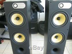 B&w Bowers And Wilkins 684 Floorstanding Speakers