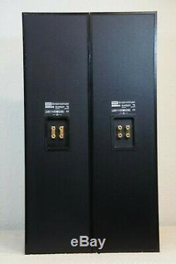 B&w Bowers And Wilkins Dm603 Floorstanding Speakers