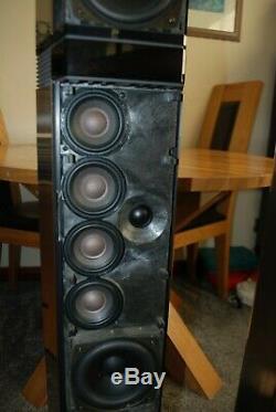 Bang and Olufsen Beovox Penta Passive Floorstanding Speakers 150 W