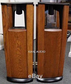 Bolzano Villetri BG760 floorstanding speakers. DEMO pair. $2,600 MSRP