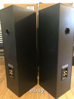 Bowers And Wilkins B&w Dm603 S2 Digital Monitor Floorstanding Bi-wire Speakers