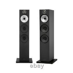 Bowers & Wilkins 603 Floorstanding Speakers Matte Black