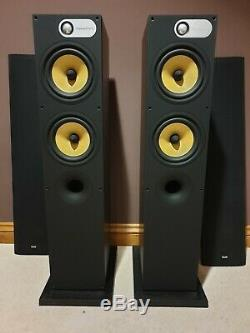 Bowers & Wilkins 684 S1 Floorstanding Stereo Speakers Excellent condition b&w 5
